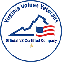 Virginia Values Veterans Official V3 Certified Company